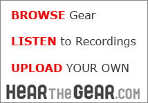 Hear The Gear Banner